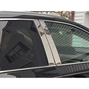 Luxury FX | Pillar Post Covers and Trim | 16 Lexus RX | LUXFX2373