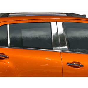 Luxury FX | Pillar Post Covers and Trim | 15-16 Chevrolet Trax | LUXFX2520