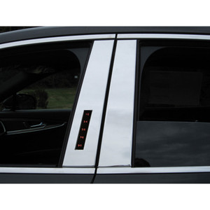 Luxury FX | Pillar Post Covers and Trim | 16 Lincoln MKX | LUXFX2548
