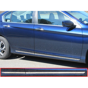 Luxury FX | Side Molding and Rocker Panels | 16 Honda Accord | LUXFX2732