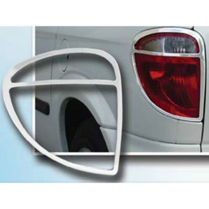 Luxury FX | Front and Rear Light Bezels and Trim | 01-07 Dodge Caravan | LUXFX2798