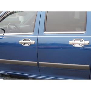 Luxury FX | Window Trim | 04-12 Chevrolet Colorado | LUXFX2924