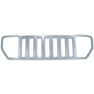Brite Chrome | Grille Overlays and Inserts | 08-12 Jeep Liberty | BCIG014