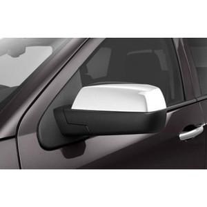 Brite Chrome | Mirror Covers | 14-16 Chevrolet Silverado 1500 | BCIM014