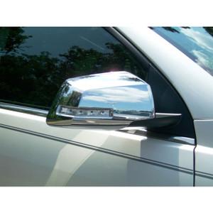 Brite Chrome | Mirror Covers | 07-09 Saturn Outlook | BCIM089