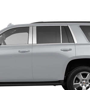 Brite Chrome | Pillar Post Covers and Trim | 15-16 Chevrolet Tahoe | BCIP139