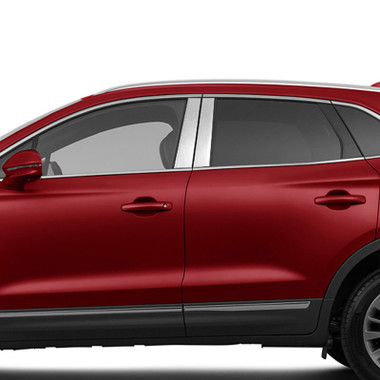 Brite Chrome | Pillar Post Covers and Trim | 15-16 Lincoln MKC | BCIP174