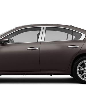 Brite Chrome | Pillar Post Covers and Trim | 09-15 Nissan Maxima | BCIP190
