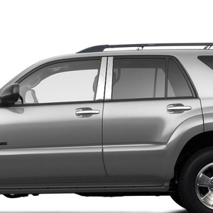 Brite Chrome | Pillar Post Covers and Trim | 03-09 Toyota 4Runner | BCIP195