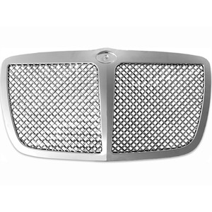 Luxury FX   Grille Overlays and Inserts   05-10 Chrysler 300   LUXFX3050