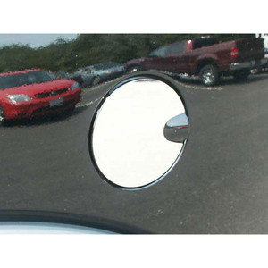 Luxury FX | Gas Door Covers | 06-10 Jeep Commander | LUXFX3116