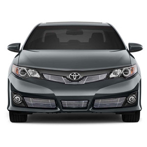 Premium FX | Grille Overlays and Inserts | 12-13 Toyota Camry | PFXG0648