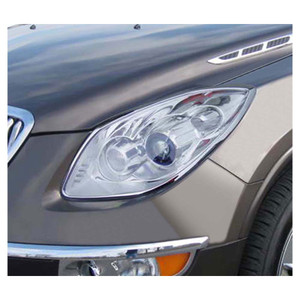 Premium FX | Front and Rear Light Bezels and Trim | 08-13 Buick Enclave | PFXH0028