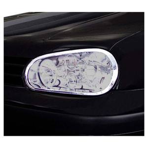 Premium FX | Front and Rear Light Bezels and Trim | 99-05 Volkswagen GTI | PFXH0137
