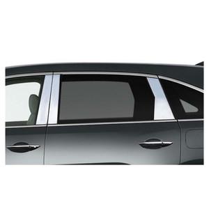 Premium FX | Pillar Post Covers and Trim | 14-16 Acura MDX | PFXP0298