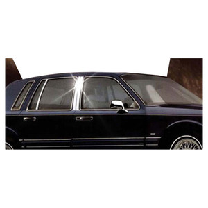 1995 Lincoln Town Car Parts Chrome Accessories