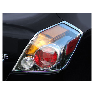 Premium FX | Front and Rear Light Bezels and Trim | 07-12 Nissan Altima | PFXT0254