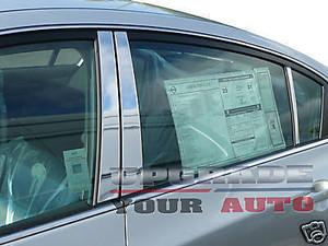 """2007-2013 Nissan Altima 4 door """"6 Piece Pillar Post Set"""""""