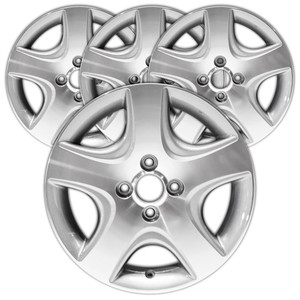 JTE Wheel | 15 Wheels | 04-05 Honda Civic | JTE0103