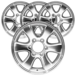 JTE Wheel   17 Wheels   03-09 Toyota 4Runner   JTE0132