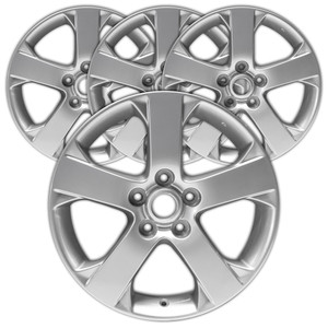 JTE Wheel | 17 Wheels | 06-07 Mazda 5 | JTE0194