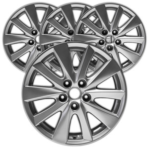 JTE Wheel | 17 Wheels | 13-16 Mazda CX-5 | JTE0196