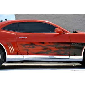 American Car Craft | Side Molding and Rocker Panels | 10_13 Chevrolet Camaro | ACC1166