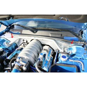 American Car Craft | Engine Bay Covers and Trim | 08_11 Dodge Challenger | ACC1874