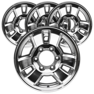 JTE Wheel | 15 Wheels | 95-02 Toyota 4Runner | JTE0233