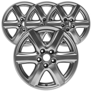 JTE Wheel   17 Wheels   07-10 Toyota Camry   JTE0234