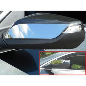 Luxury FX | Mirror Covers | 16-17 Chevrolet Malibu | LUXFX3254