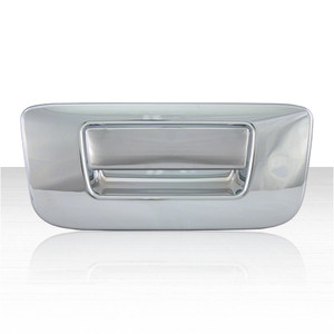 Auto Reflections | Tailgate Handle Covers and Trim | 07-14 Chevrolet Silverado HD | ARFT088