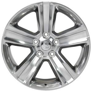 20 Wheels   04-09 Dodge Durango   OWH3721