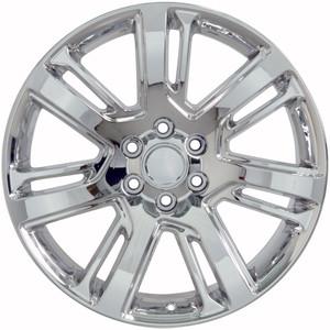 24 Wheels | 99-17 Chevrolet Silverado 1500 | OWH3768