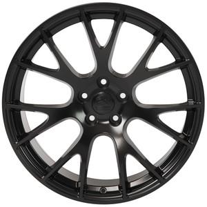 22 Wheels   04-09 Dodge Durango   OWH3870