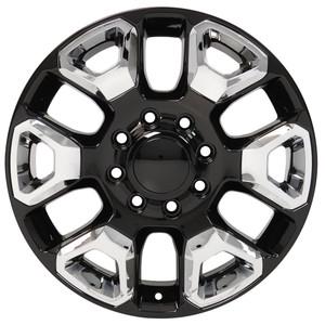 20 Wheels | 05-17 Dodge Ram HD | OWH3950