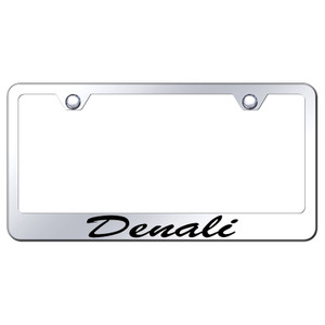 Au-TOMOTIVE GOLD | License Plate Covers and Frames | GMC | AUGD5483