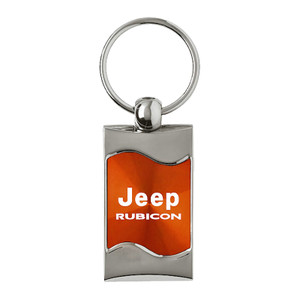 Au-TOMOTIVE GOLD | Keychains | Jeep Rubicon | AUGD6345