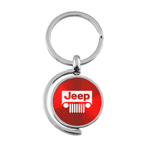 Au-TOMOTIVE GOLD | Keychains | Jeep | AUGD6414