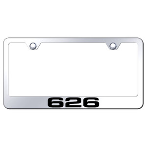 Au-TOMOTIVE GOLD | License Plate Covers and Frames | Mazda 626 | AUGD7067