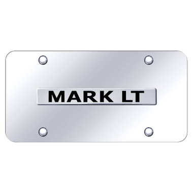 Au-TOMOTIVE GOLD | License Plate Covers and Frames | Lincoln Mark LT ...