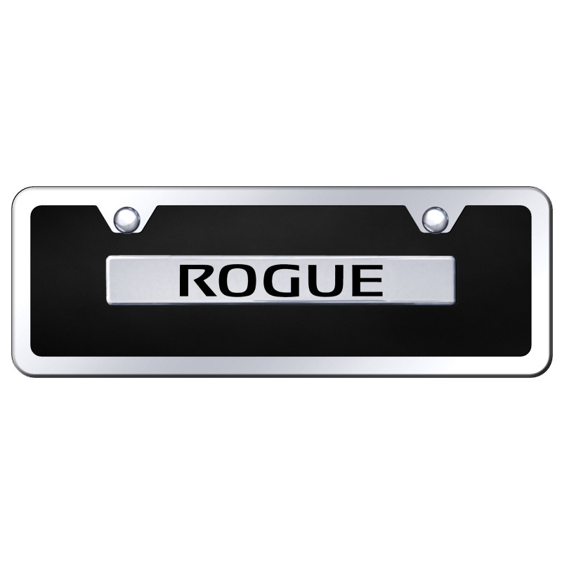Au-TOMOTIVE GOLD | License Plate Covers and Frames | Nissan Rogue ...