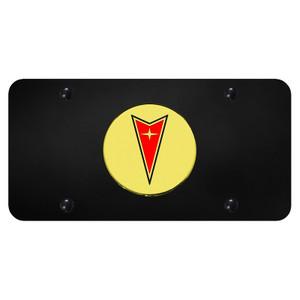 Au-TOMOTIVE GOLD | License Plate Covers and Frames | Pontiac | AUGD8187