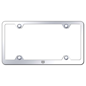 Au-TOMOTIVE GOLD | License Plate Covers and Frames | Dodge RAM | AUGD8258