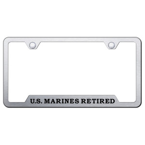 Au-TOMOTIVE GOLD | License Plate Covers and Frames | AUGD8372
