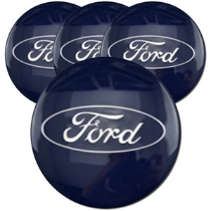 JTE Wheel | Center Caps | 11-16 Ford Fiesta | JTEC0023-SET4