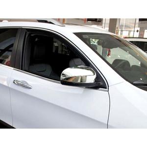 Luxury FX | Mirror Covers | 14-17 Jeep Cherokee | LUXFX3403