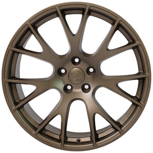 OE Wheels   22 Wheels   04-09 Dodge Durango   OWH3988