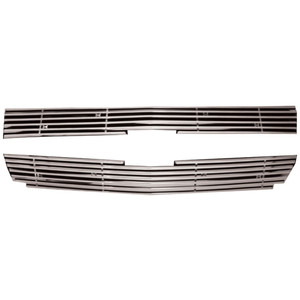 Premium FX | Grille Overlays and Inserts | 01-04 Chevrolet Silverado HD | PFXG0845