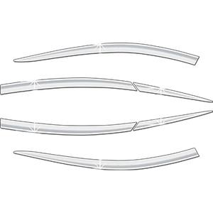 Premium FX | Window Vents and Visors | 15-16 Hyundai Genesis | PFXV0148